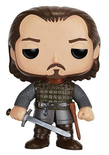 Funko POP Game of Thrones: Bronn Action Figure - CharactersCo.com