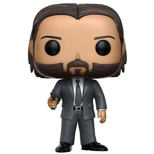 John Wick Chapter Funko Pop! Movies Vaulted Vinyl Figure - Characters Co