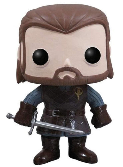 Funko Pop! Game of Thrones: Ned Stark Vinyl Figure - Characters Co