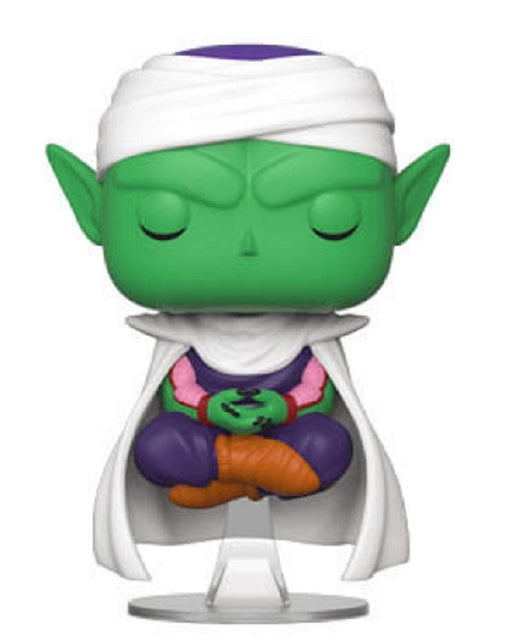 Funko Pop! Dragonball Z Meditating Piccolo NYCC Exclusive Shared Vinyl Figure - CharactersCo.com