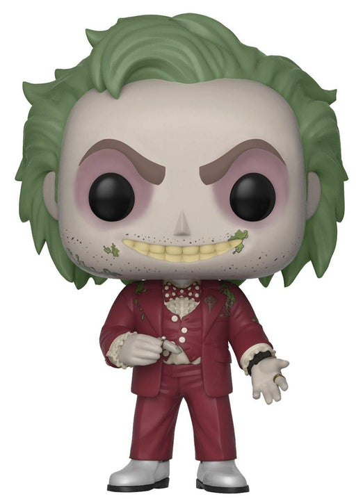 Funko Pop Movies: Beetlejuice in Tuxedo Hot Topic Exclusive Vinyl Figure - Characters Co