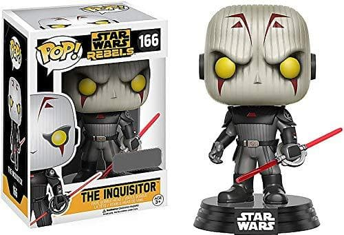 Funko Pop! Star Wars The Inquisitor Exclusive Vinyl  Figure - Characters Co