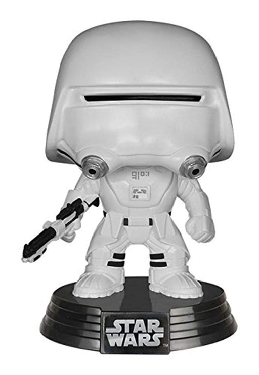 Funko Pop! Star Wars: - The Force Awakens First Order Snowtrooper Vinyl Figure - Characters Co