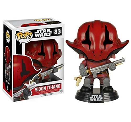 Funko Pop! Star Wars - Sidon Ithano The Force Awakens Vinyl Figure - Characters Co