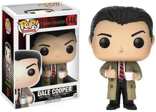 Funko POP Television Twin Peaks Agent Cooper Action Figure - Characters Co