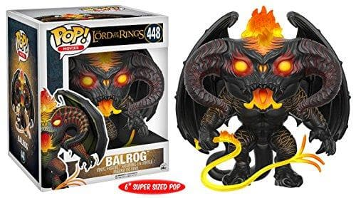 "Funko POP Movies The Lord of The Rings Balrog 6"" Vinyl Figure - Characters Co"