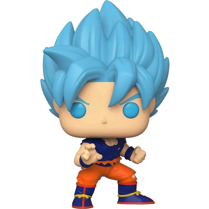 SSGSS Goku Fun ko Pop! Animation Hot Topic Exclusive Vinyl Figure - Characters Co