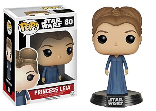 Funko Pop! Star Wars: Episode 7 - Princess Leia Vinyl Figure - Characters Co