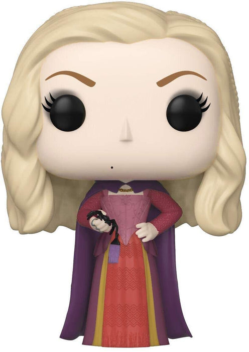 Funko POP! Disney: Hocus Pocus - Sarah with Spider - Characters Co