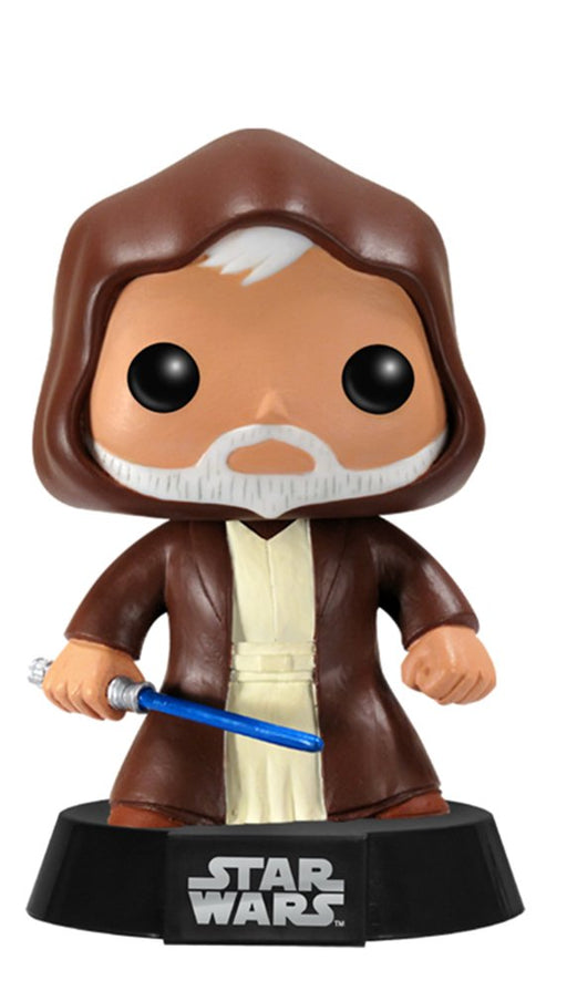 Funko Pop! Star Wars - Obi-Wan Kenobi Black Box Vaulted Edition Vinyl Figure - Characters Co