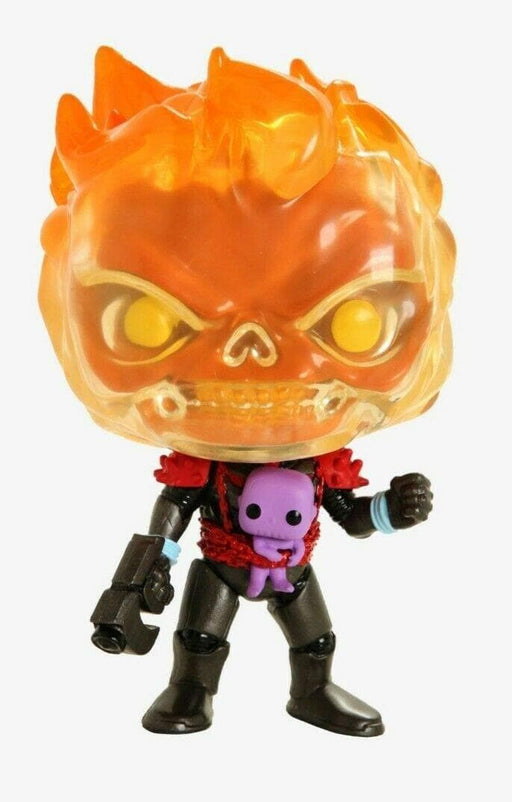 Cosmic Ghost Rider Funko Pop! W/ Baby Thanos LA Comic Con Exclusive Vinyl Figure - Characters Co