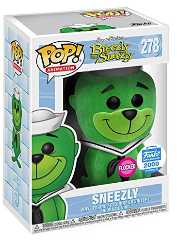 Sneezly Funko Pop! Animation Breezly and Sneezly Limited Edition Flocked Vinyl Figure - Characters Co