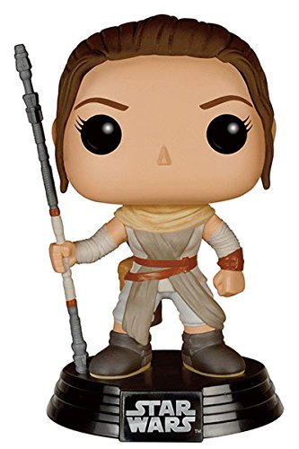 Funko Pop! Star Wars - Episode 7 Rey Jakku Vinyl Figure - Characters Co