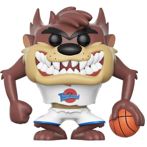 Funko Pop! Movies Taz (Chase Edition): Space Jam Vinyl Figure - Characters Co