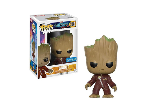 Funko Pop! Marvel- Guardian of The Galaxy Vol 2 - Young Groot Ravager - Characters Co