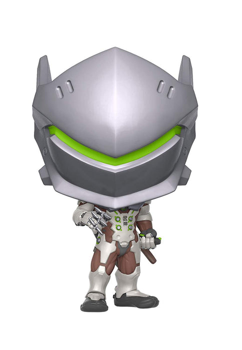 Pop Games: Overwatch - Genji Vinyl Figure - Characters Co