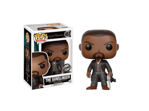 Funko POP Movies: The Dark Tower The Gunslinger Barnes and Noble Exclusive Vinyl Figure - Characters Co