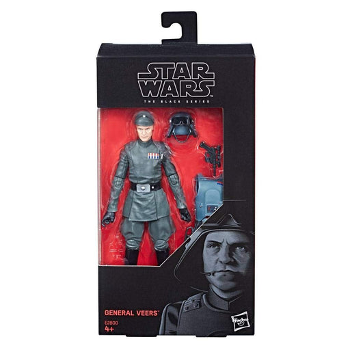 Star Wars The Empire Strikes Back - Black Series General Veers Walgreens Exclusive Action Figure - Characters Co