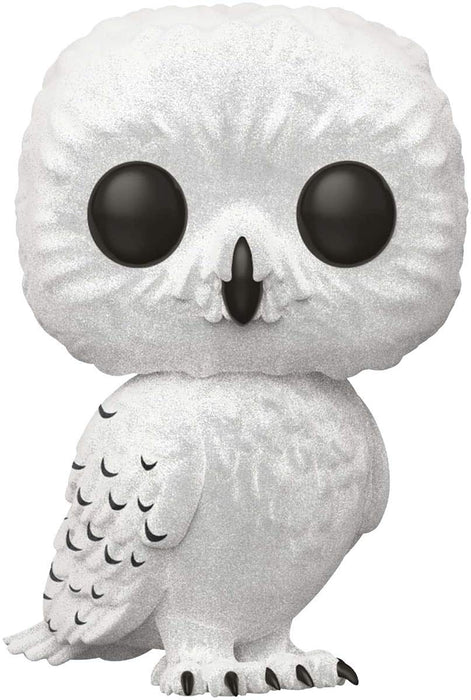 Funko Pop Movies: Harry Potter - Flocked Hedwig EB Games Exclusive Vinyl Figure - Characters Co