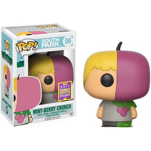 Funko Pop! South Park Mint-Berry Crunch - Characters Co
