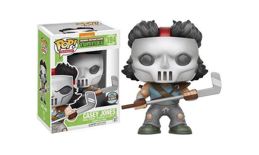 Funko Pop! Television - Teenage Mutant Ninja Turtles Casey Jones Specialty Series - Characters Co