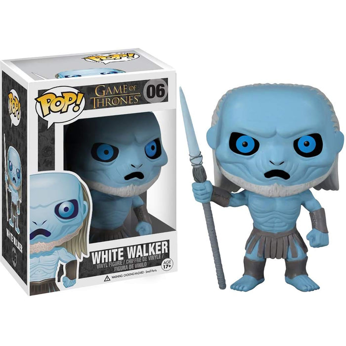 White Walker Funko Pop! Game of Thrones Vinyl Figure - Characters Co