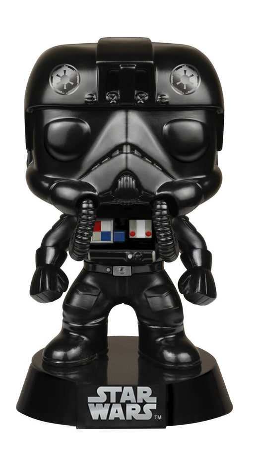 Funko Pop! Star Wars - TIE Fighter Pilot Vaulted Blue Box Vinyl Figure - Characters Co