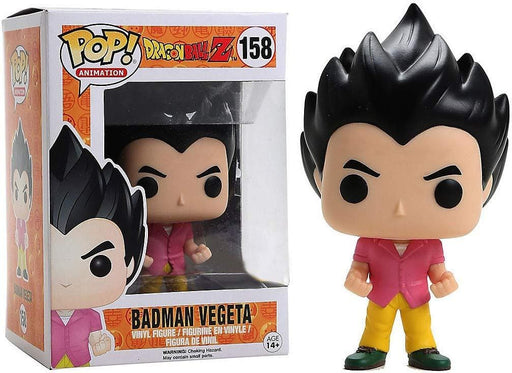 Funko Pop! Animation Badman Vegeta Exclusive #158 - Characters Co