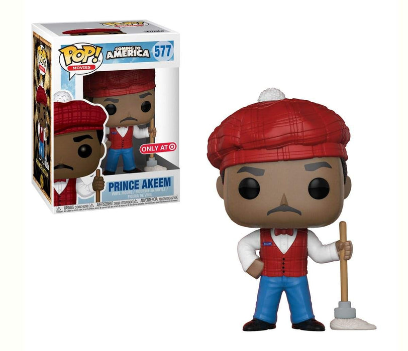 Funko Pop! Movies: Coming To America - Prince Akeem Target Exclusive Vinyl Figure - Characters Co