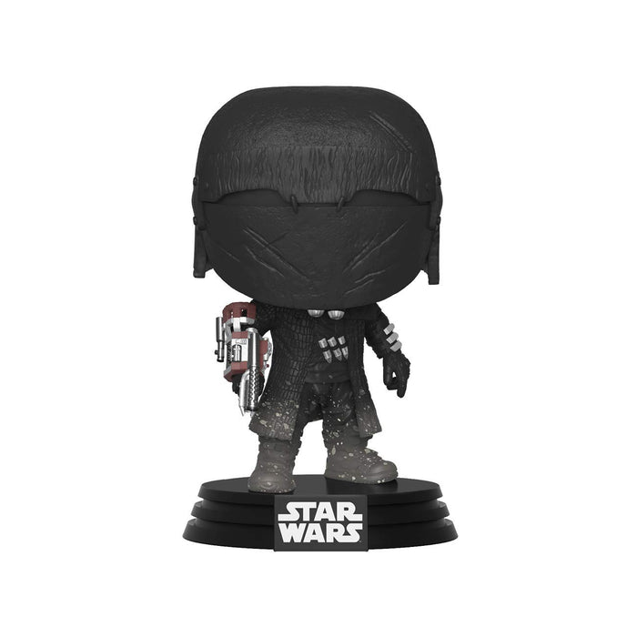 Funko Pop! Star Wars: Rise of Skywalker - Knight of Ren (Cannon) Exclusive Vinyl Figure - Characters Co