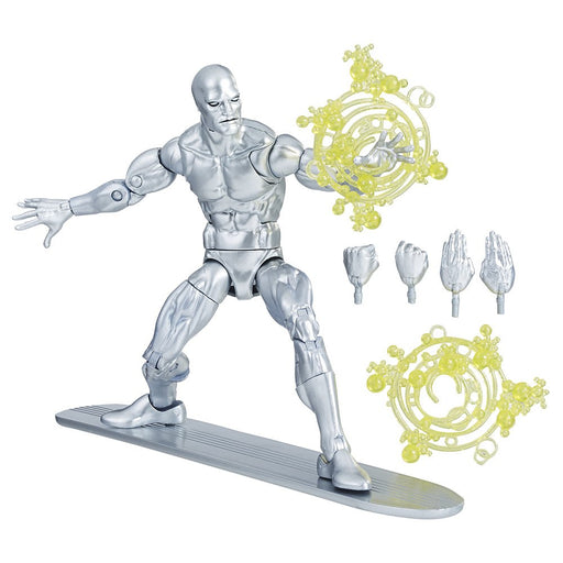 Marvel Legends Fantastic Four Silver Surfer Walgreens Exclusive Action Figure - Characters Co