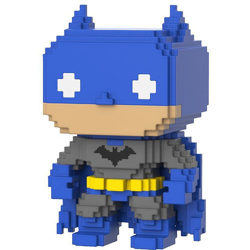 Batman Funko Pop! 8-Bit, 2017 NYCC Exclusive Shared Vinyl Figure - CharactersCo.com