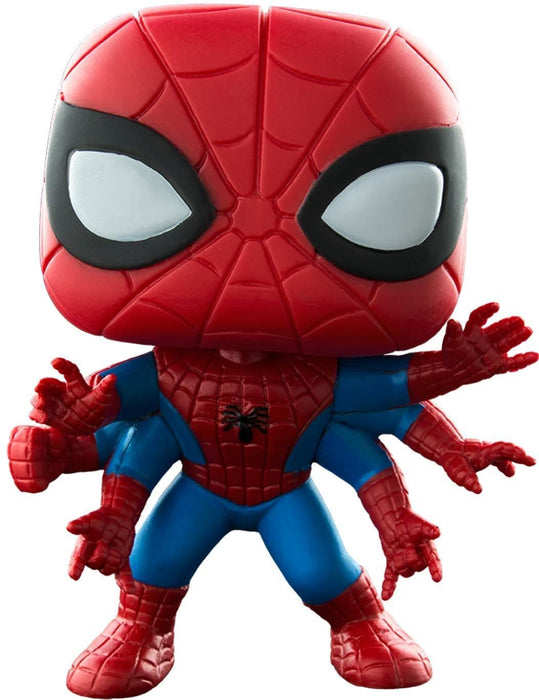 Funko Pop! Marvel Six Arm Spider-Man Walgreens Exclusive - Characters Co