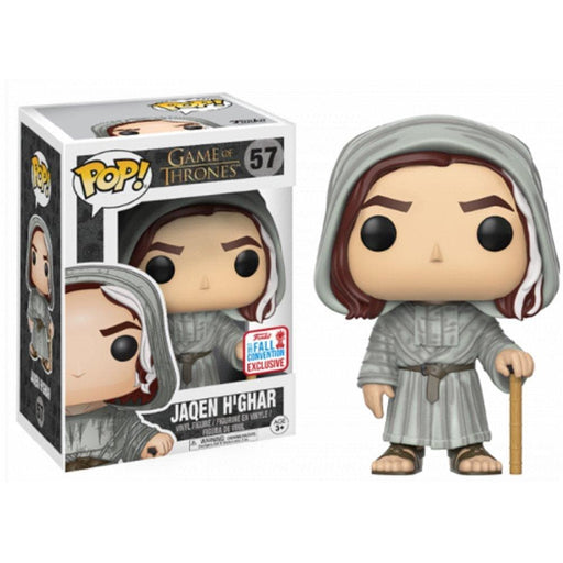 Funko Pop! Game of Thrones Jaqen H'Ghar 2017 NYCC Fall Convention Exclusive - Characters Co