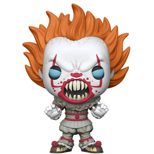 Pennywise With Teeth Funko Pop! IT Variant Blue Eyes Vinyl Figure - CharactersCo.com