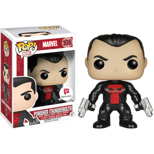 Funko Pop! Marvel The Punisher Thunderbolts Walgreens Exclusive Vinyl Figure - CharactersCo.com