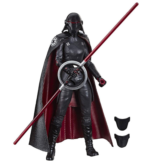 Star Wars Jedi Fallen Order - Black Series First Edition Second Sister Inquisitor Action Figure - Characters Co