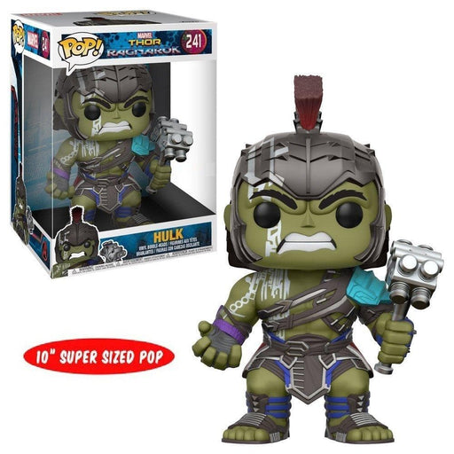 "10"" Gladiator Hulk Funko Pop! Marvel Target Exclusive Vinyl Figure - Characters Co"