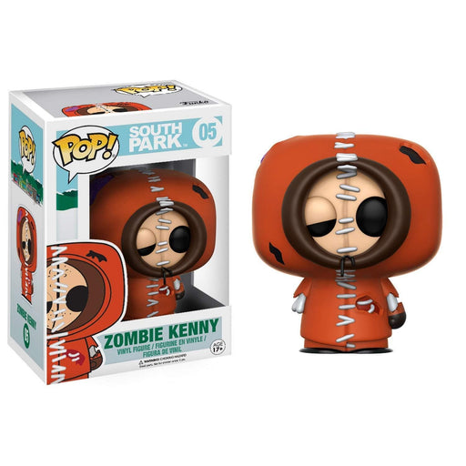 Funko Pop! South Park Zombie Kenny Hot Topic Exclusive Vinyl Figure - Characters Co