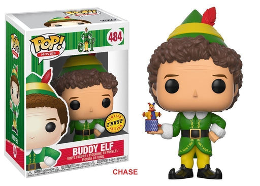 Funko Pop! Movies Elf Movie Buddy the Elf Chase Variant Vinyl Figure - Characters Co