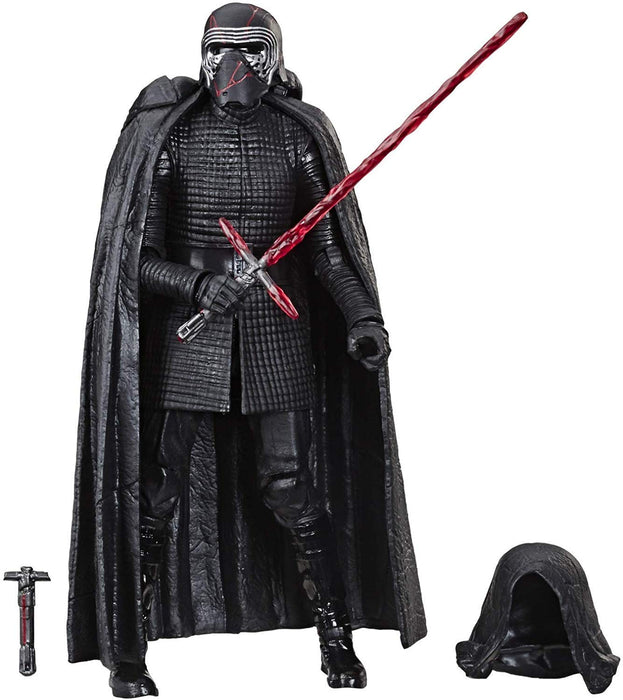 "Star Wars The Rise of Skywalker - Black Series First Edition Supreme Leader Kylo Ren 6"" Action Figure - Characters Co"