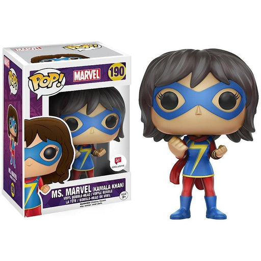 Funko Pop! Marvel Ms. Marvel Kamala Khan Walgreens Exclusive Vinyl Figure - CharactersCo.com