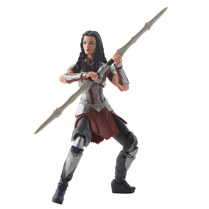 "Marvel Legends The First Ten Years: Thor - The Dark World, Thor and Sif 6"" Action Figure Set - Characters Co"