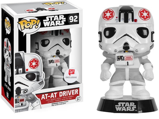 Funko Pop! Star Wars - AT-AT Driver Walgreens Exclusive Vinyl Figure - CharactersCo.com