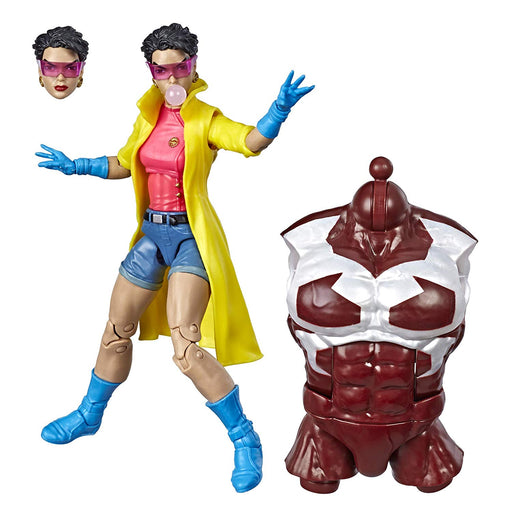 "Marvel Legends X-Men Collection - Marvel's Jubilee Caliban BAF Wave 6"" Action Figure - Characters Co"