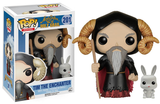 Funko Pop - Monty Python and the Holy Grail - Tim the Enchanter Vinyl Figure - Characters Co