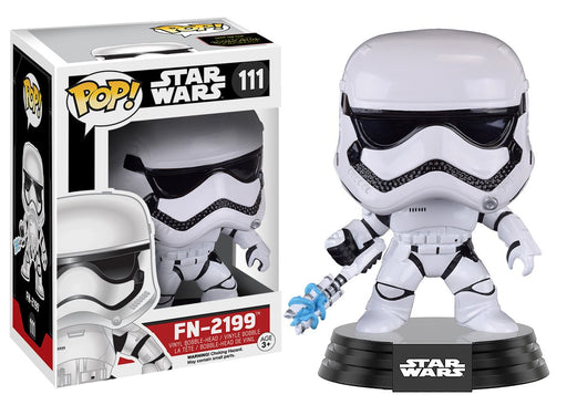 Funko Pop Star Wars - Episode 7: The Force Awakens - FN-2199 Trooper Vinyl Figure - Characters Co