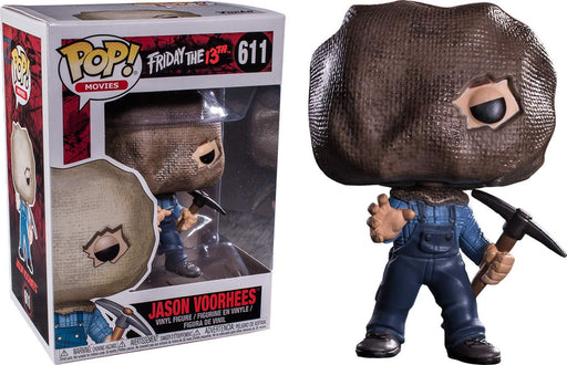 Funko Pop! Movies Friday The 13th: Jason Voorhees Walgreens Exclusive Vinyl Figure - CharactersCo.com
