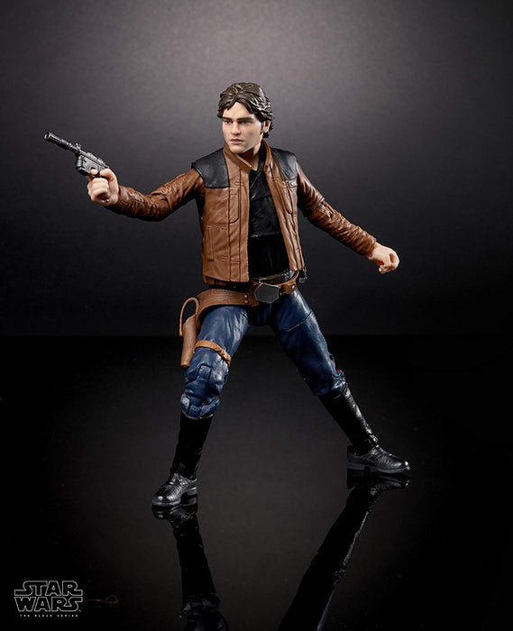 Star Wars Solo: A Star Wars Story - Black Series Han Solo Action Figure - Characters Co