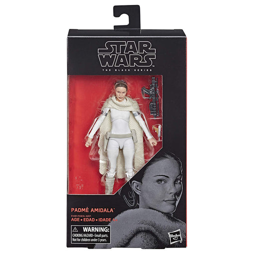 Star Wars Attack of the Clones - Black Series Padme Amidala Action Figure - Characters Co